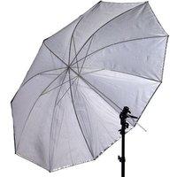 Interfit 150cm Translucent Black/Silver Umbrella