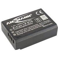 Ansmann A-Can LP-E10 Battery (Canon LP-E10)