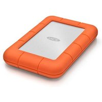 'Lacie Rugged Mini Portable Hard Drive - 1tb
