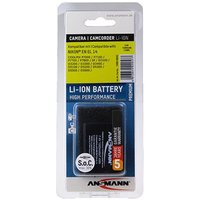 Image of Ansmann A-Nik ENEL14 Battery (Nikon EN-EL14)