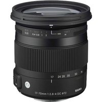 Sigma 17-70mm f2.8-4 DC Macro HSM Lens - Sony Fit
