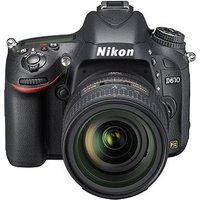 Nikon D610 Digital SLR with 24-85mm f3.5-4.5 VR Lens