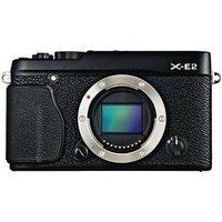 Fuji X-E2 Digital Camera Body - Black