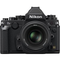 Nikon Df Digital SLR Camera with 50mm Lens - Black