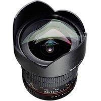 Samyang 10mm f2.8 ED AS NCS CS Ultra Wide Angle Lens - Nikon Fit