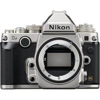 Nikon Df Digital SLR Camera Body - Silver
