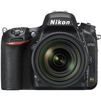 Nikon D750 Digital SLR Camera with 24-85mm VR Lens