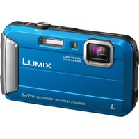 'Panasonic Lumix Dmc-ft30 Digital Camera - Blue