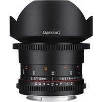 Samyang 14mm T3.1 ED AS IF UMC II Video Lens - Micro Four Thirds