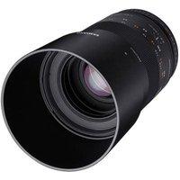 Samyang 100mm f2.8 ED UMC Macro Lens - Nikon Fit