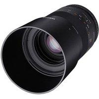 Samyang 100mm f2.8 ED UMC Macro Lens - Pentax