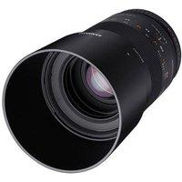 Samyang 100mm f2.8 ED UMC Macro Lens - Sony FE Mount