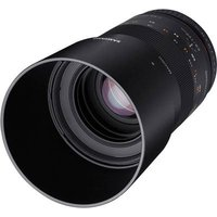 Samyang 100mm T3.1 ED UMC Macro VDSLR Lens - Nikon Fit
