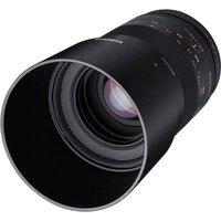 Samyang 100mm T3.1 ED UMC Macro VDSLR Lens - Canon Fit