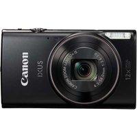 Canon IXUS 285 HS Digital Camera - Black
