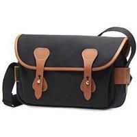 Billingham S3 Shoulder Bag - Black / Tan