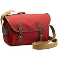 Billingham S4 Shoulder Bag - Burgundy / Chocolate