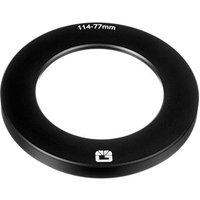 Bright Tangerine Misfit 114 to 77mm DSLR Threaded Adaptor Ring