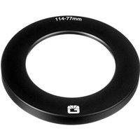 Bright Tangerine Misfit 114 to 72mm DSLR Threaded Adaptor Ring