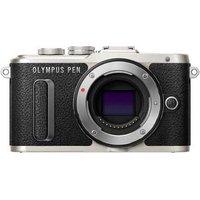 Olympus Pen E-PL8 Digital Camera Body - Black