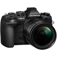 Olympus OM-D E-M1 Mark II Digital Camera with 12-40mm PRO Lens sale image