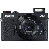 Canon PowerShot G9 X Mark II Digital Camera - Black