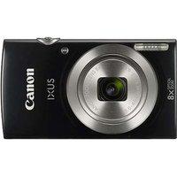 Canon IXUS 185 HS Digital Camera - Black