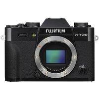 Fujifilm X-T20 Digital Camera Body - Black