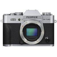 Fujifilm X-T20 Digital Camera Body - Silver