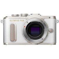 Olympus Pen E-PL8 Digital Camera Body - White