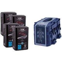 IDX EC-95/4S Battery Kit