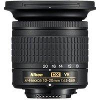 Nikon 10-20mm f4.5-5.6 G AF-P DX VR Nikkor Lens
