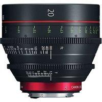 Canon CN-E 20mm T1.5 L F Cine Lens