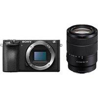 Sony Alpha A6500 with18-135mm F3.5-5.6 OSS Lens