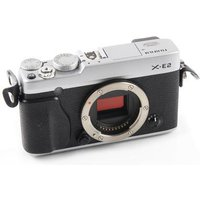 Used Fuji X-E2 Digital Camera Body - Silver