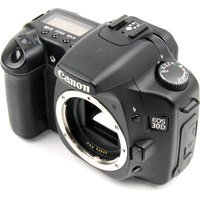 Used Canon EOS 30D Digital SLR - Camera Body sale image