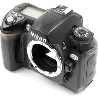 Used Nikon D70 Digital SLR Camera Body sale image