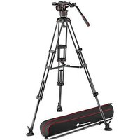 Manfrotto Nitrotech N8 and Carbon Fibre Twin MS sale image