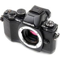 Used Olympus OM-D E-M10 Digital Camera Body - Black sale image