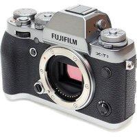 Used Fujifilm X-T1 Digital Camera Body - Graphite Silver sale image