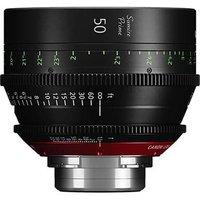 Canon CN-E50mm T1.5 FP X Sumire Prime Lens