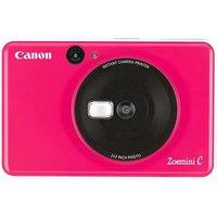 Canon Zoemini C Hybrid Camera - Bubble Gum Pink