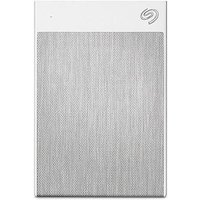Seagate 1TB Backup Plus Ultra Touch (White)