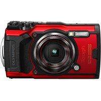 Olympus Tough TG-6 Digital Camera - Red
