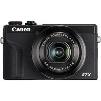 Canon PowerShot G7 X Mark III Digital Camera Battery Kit - Black