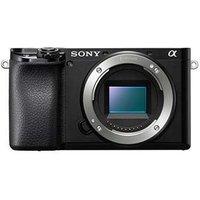 Sony A6100 Digital Camera Body - Black