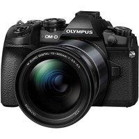 Olympus OM-D E-M1 Mark II Digital Camera with 12-200mm Lens