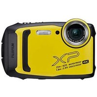 Fujifilm FinePix XP140 Digital Camera - Yellow