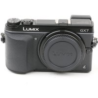 'Used Panasonic Lumix Dmc-gx7 Digital Camera Body - Black