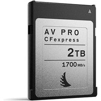 Angelbird 2TB 1700MB/Sec AV PRO CFexpress (Type-B)